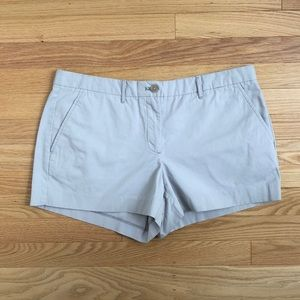 GAP Light Grey 100% Cotton Khaki Shorts